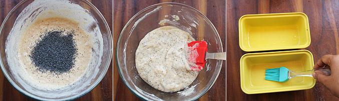 How to make lemon poppy seeds cake recipe - Step5