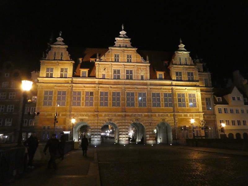 Golden Gate, Gdansk Old Town
