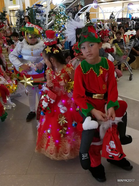 Kids Xmas Pageant III
