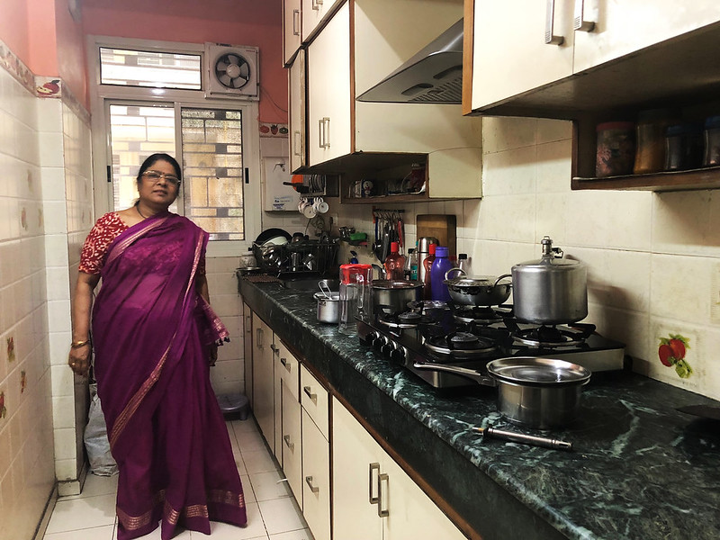 Julia Child in Delhi – Shubha Sinha Makes Her Jharkhand's Dhuska, Mayur Vihar Phase I