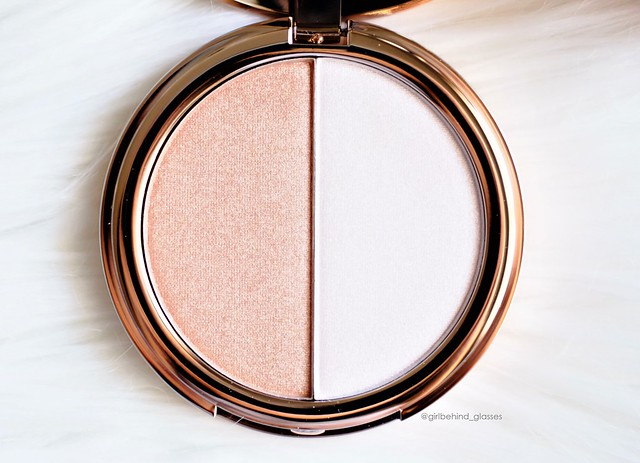 ELF Cosmetics Heart Defensor Coffee and Cream Highlighter Palette3