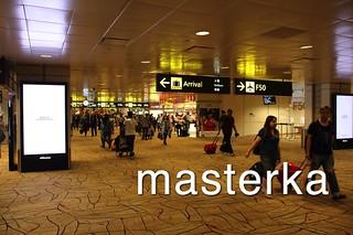 チャンギ国際空港1