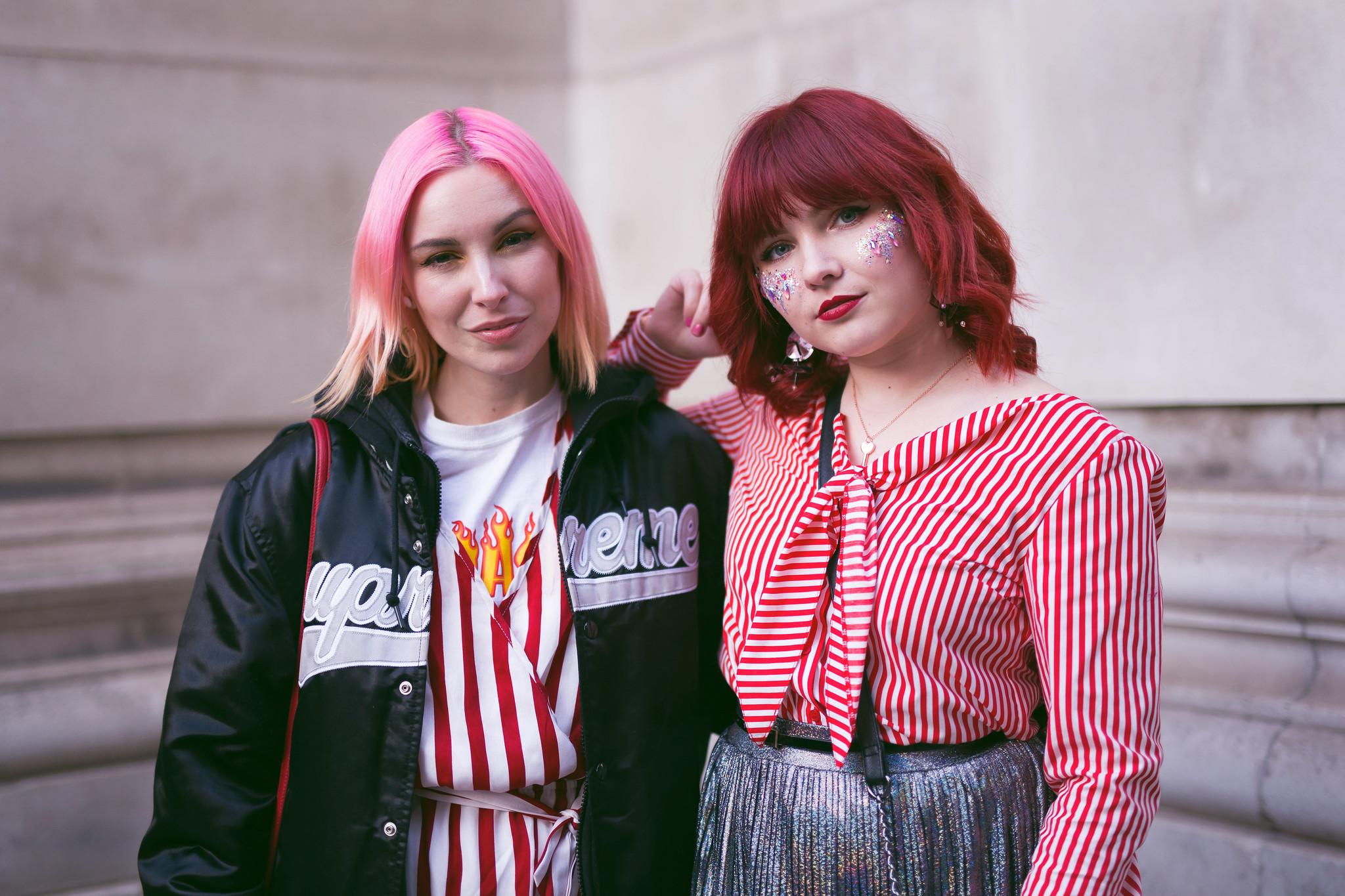 Kitty Cowell & Paige Calvert