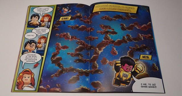RECENZJA DC Comics Superksięga zadań 12