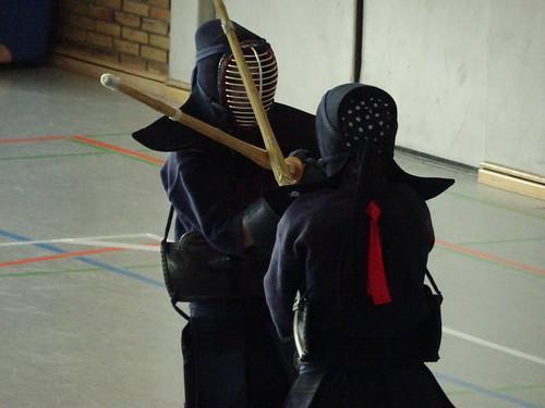 Kendo Einzelmeisterschaften Nordrhein-Westfalen