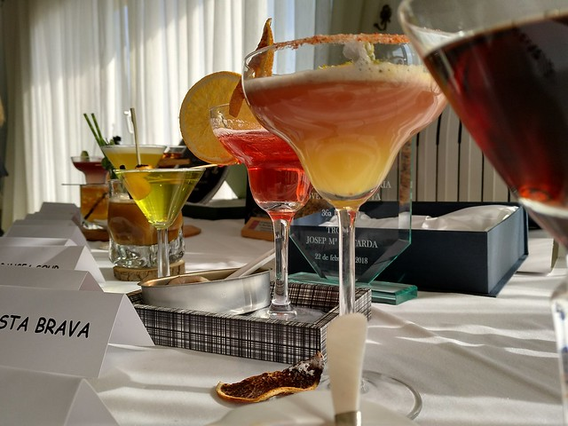 35è Concurs de Cocteleria Jove 2018