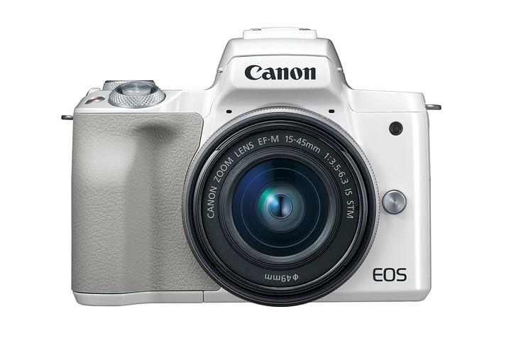 L'EOS M50 – Canon offre enfin le 4K avec ce nouveau sans miroir