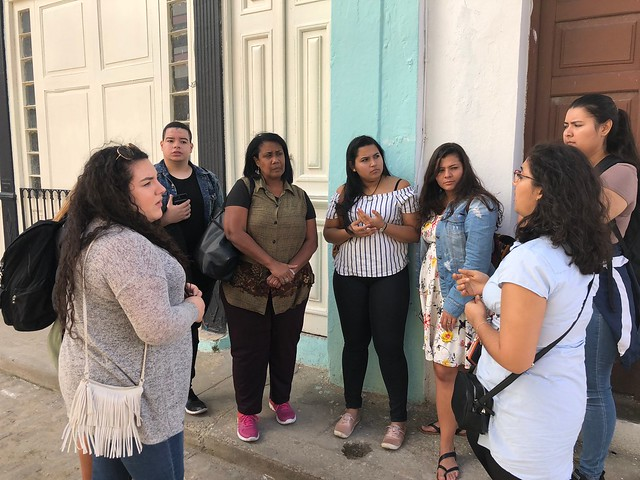 CNR Students: Bridging Cultures in Cuba