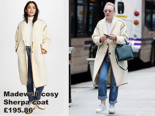 Madewell-cosy-Sherpa-coat
