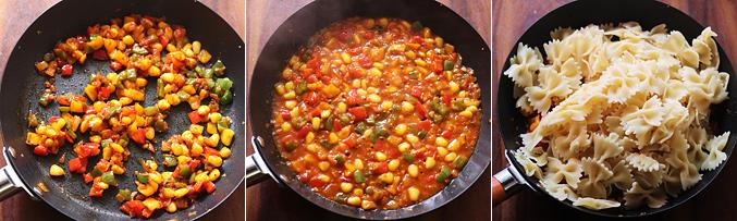 How to make pasta casserole recipe - Step4