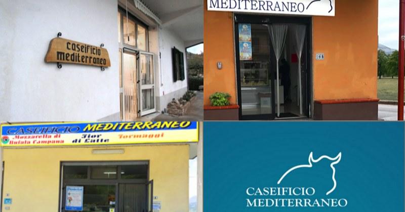 Caseificio Mediterraneo (Sanza - Caselle in Pittari - Padula)