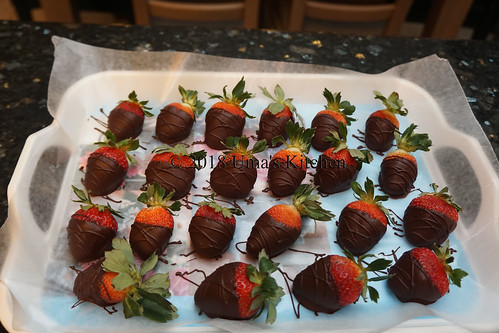 Chocolate covered strawberry 2