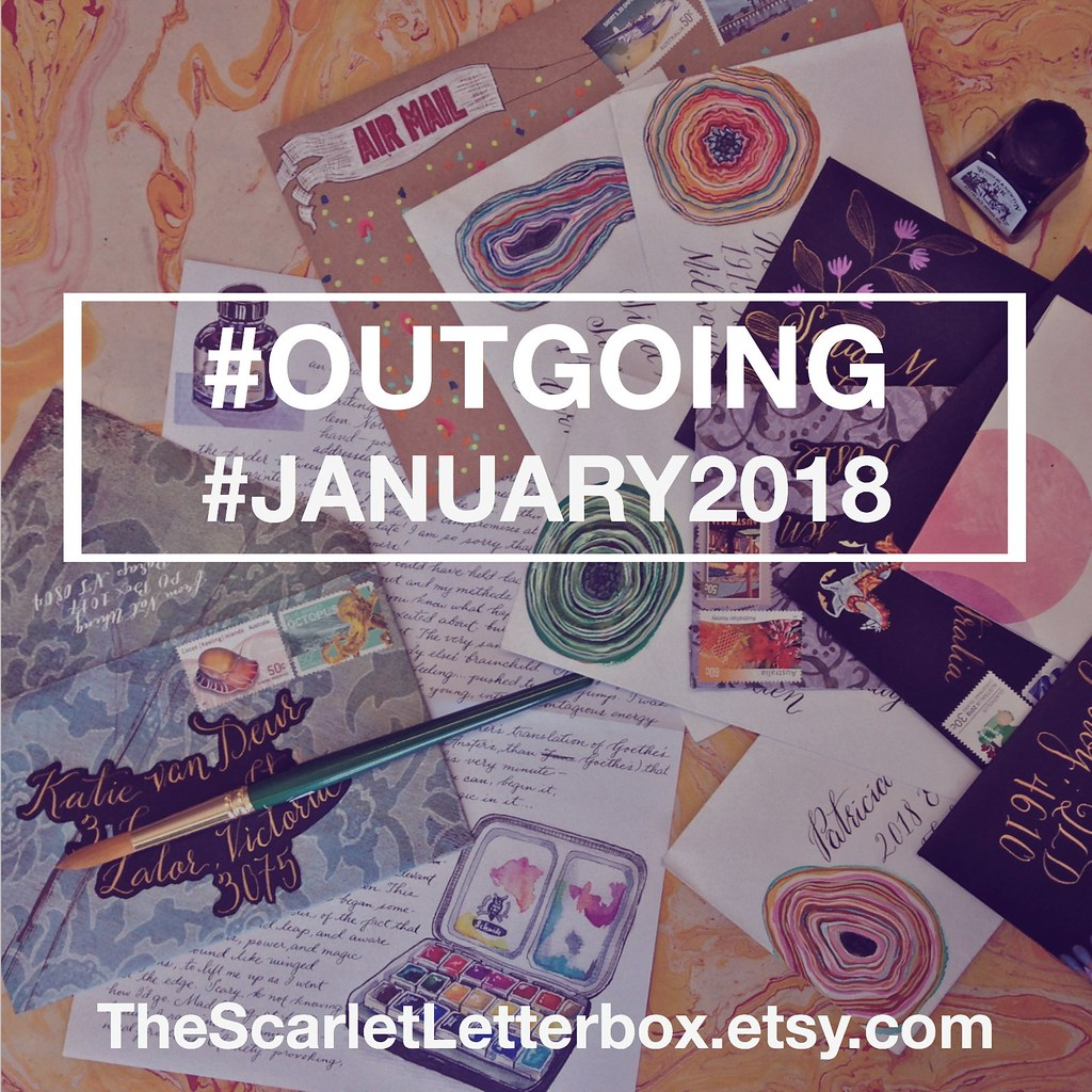 #outgoing #January2018