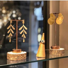 Adorable jewelry😍 by @linyajewellery #Trendsetter www.Turkishjewelry.com #earrings #ring #orecchine #anello #gold #doro #gioielli #jewellery #designerjeweller #chic #jotd #loveit #elegante #aotd #turkishjewelry #TJcom
