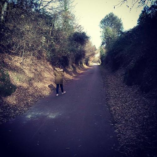 #ecopista #ecopistadodao pequeno passeio...