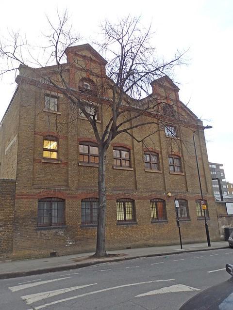 Pakenham Street building 2