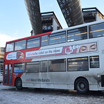 A Coventry bus - but it started life elsewhere
