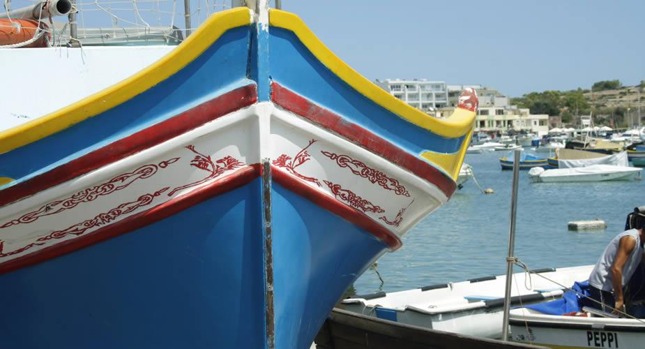 Dagtrip op Malta: Marsaxlokk | Mooistestedentrips.nl