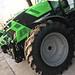 Deutz-Fahr Tractor with Trelleborg Tires
