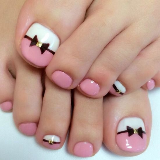 Top 40 Gorgeous Toe Nail Art Collections Nails C