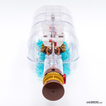 REVIEW LEGO Ideas 21313 Ship in a Bottle