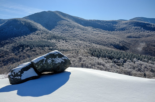 A View from N.Sugarloaf, New Hampshire