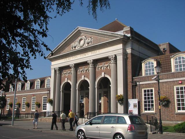 Clacton-on-Sea Town Hall