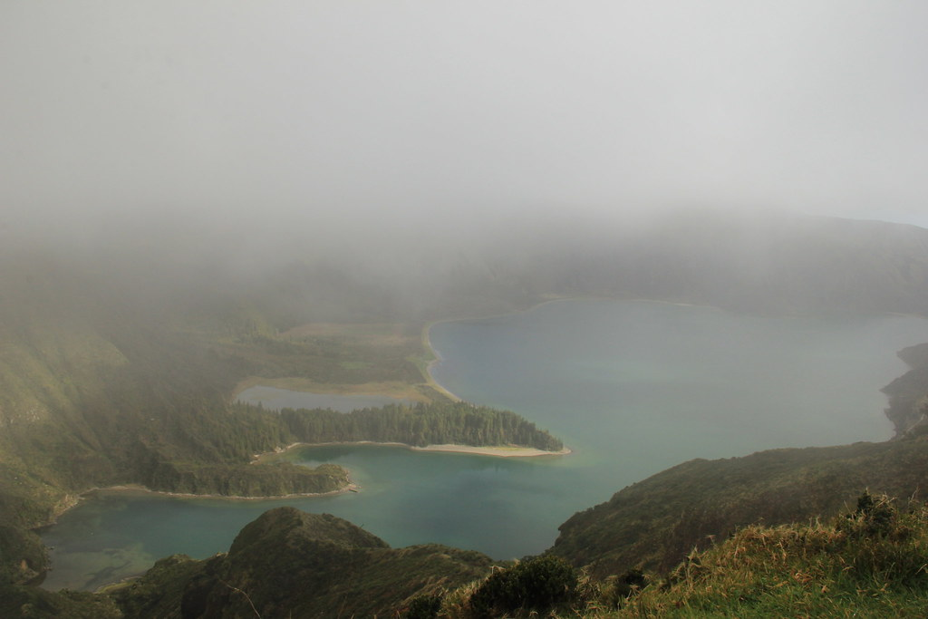 Lagoa do Fogo, Sao Miguel, The Azores