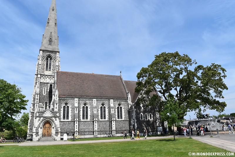 Iglesia de St Alban