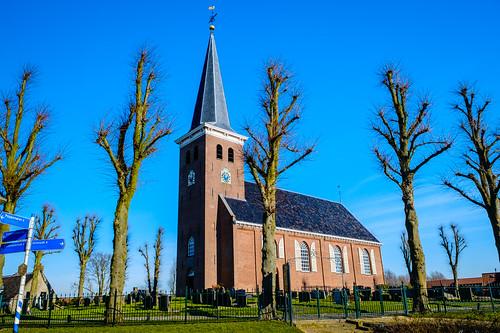 Church on a terp