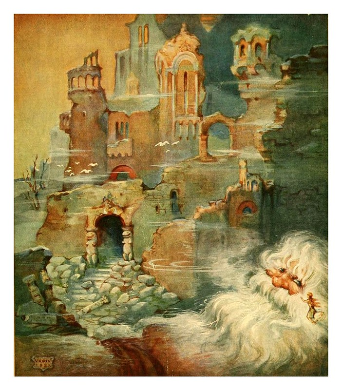004-Reigoch-Croatian tales of long ago-1922- Vladimir Kirin