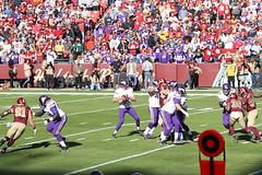 Washington Redskins vs. Minnesota Vikings