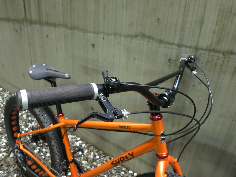 SURLY Pugsley Paul Front