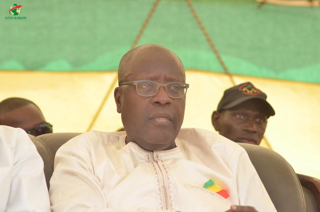 Inauguration d'infrastructures  de base à Mbakhna Par la Fondation SONATEL (40)