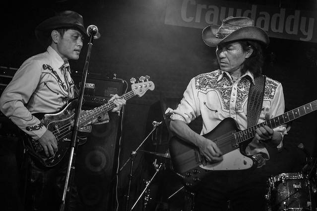 鈴木Johnny隆バンド live at Crawdaddy Club, Tokyo, 20 Jan 2018 -00382