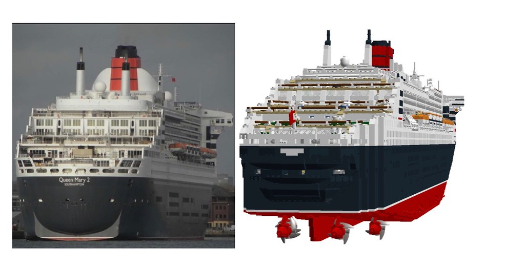 QM2 comparisons