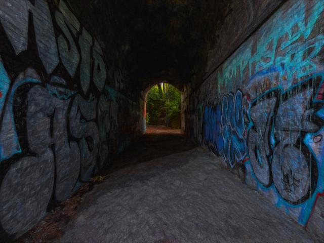 The Park to the Tunnel or The Tunnel to the Park