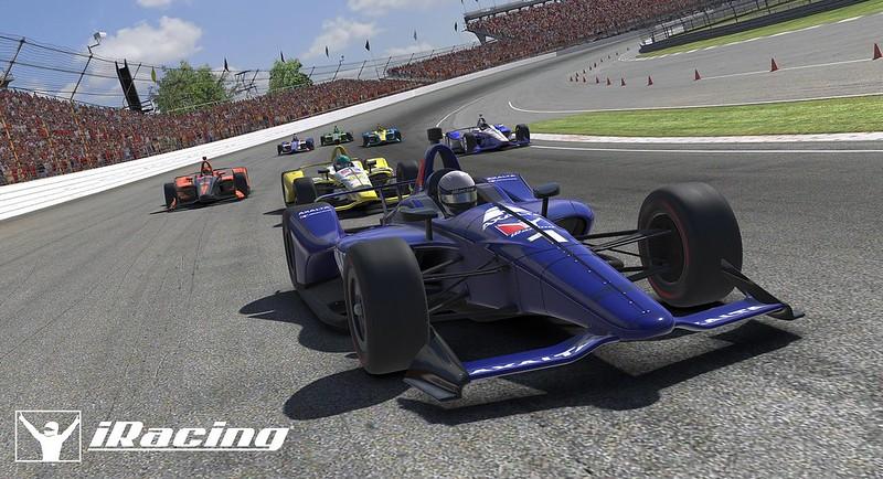 iRacing Indycar 18