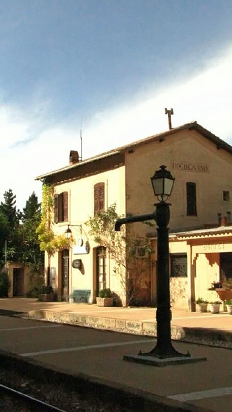 Gare de Bocognano