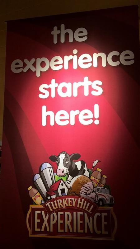 Turkey Hill Experience #visitPA #travelblogger