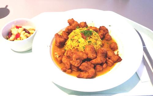 Chicken Biryani / Hähnchen Biryani