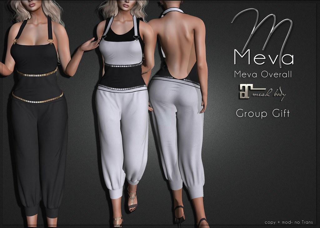 Meva Overall Group Gift - TeleportHub.com Live!