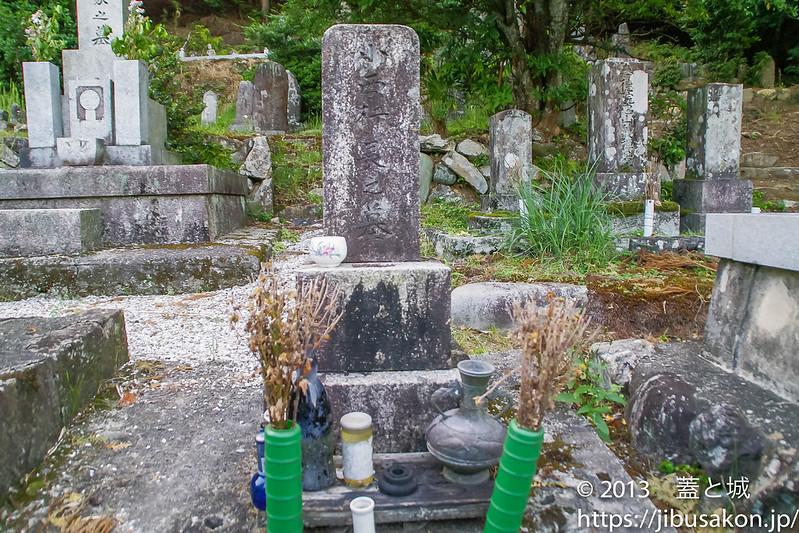 小西行長墓