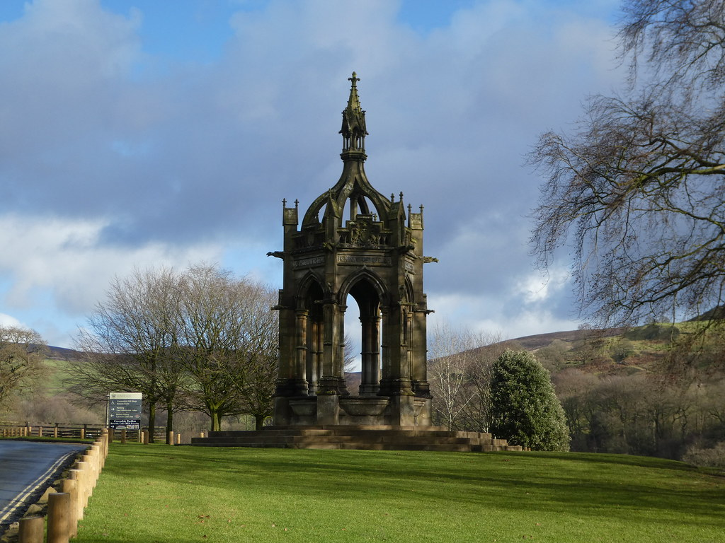Cavendish Memorial, Bolton Abbey