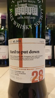 SMWS 41.101 - Hard to put down