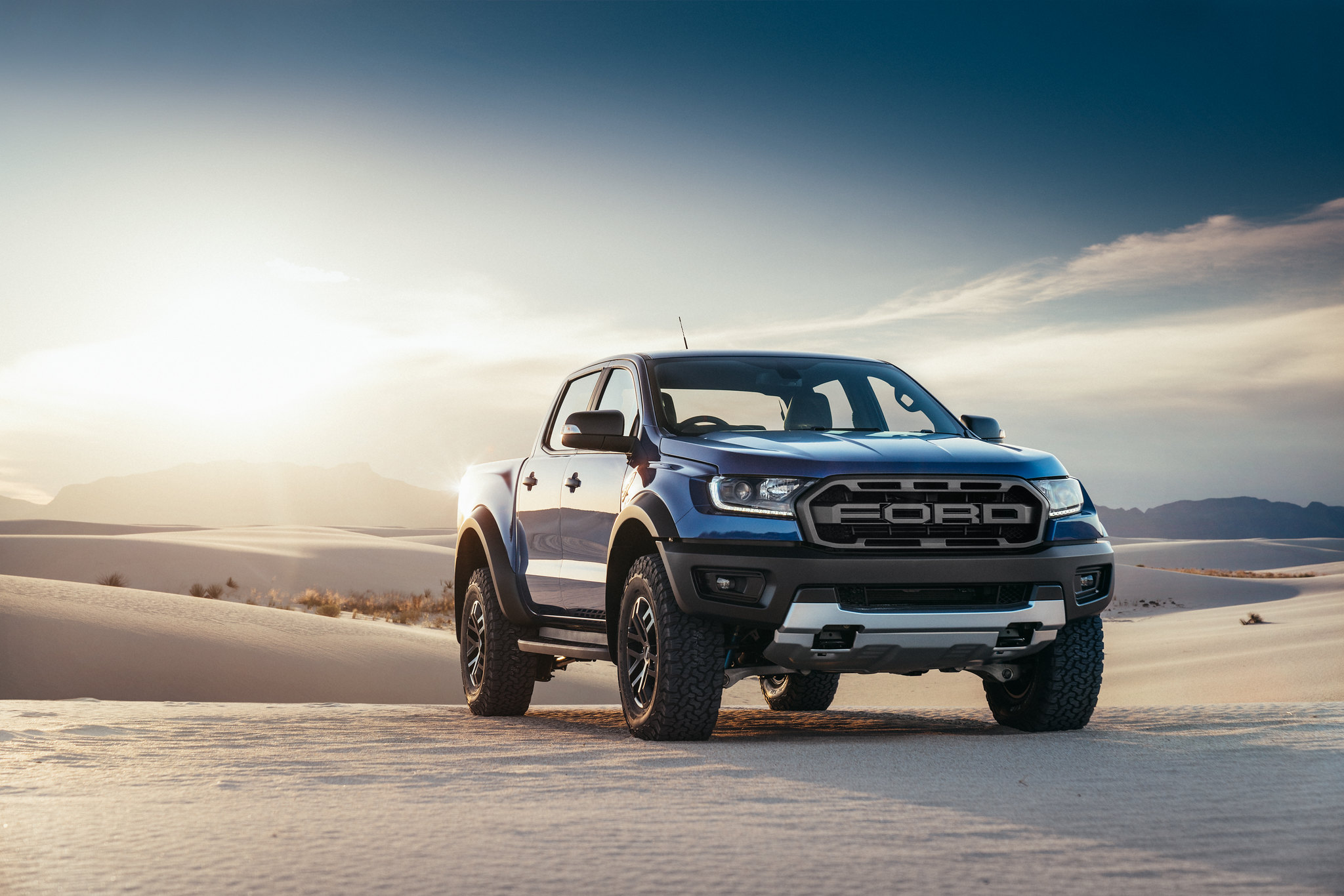 This is the Ford Ranger Raptor