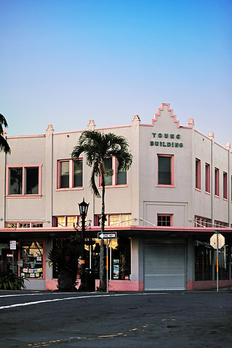 hawaii hilo building bigisland youngbuilding sunrise street wyojones np
