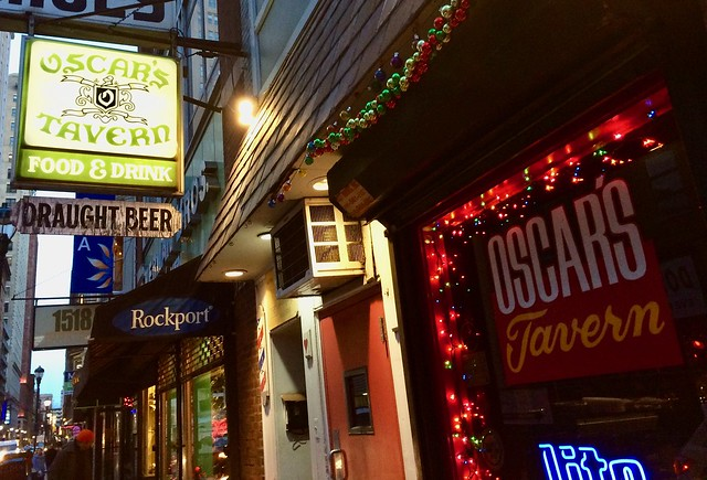 Oscar's Tavern Philadelphia PA Retro Roadmap
