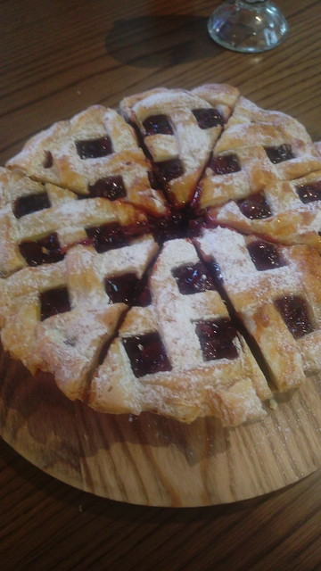 Chocolate Cherry Pie