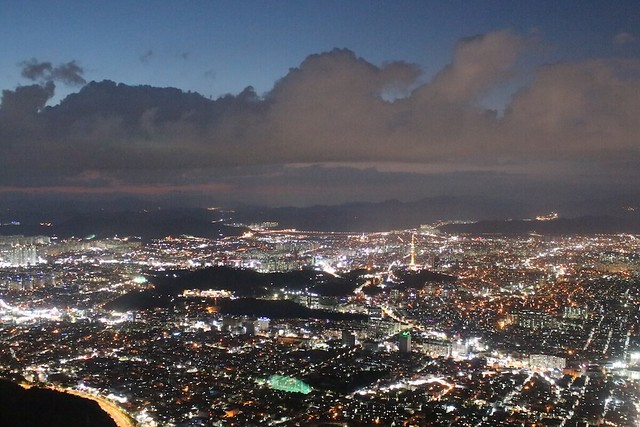 Living in Daegu